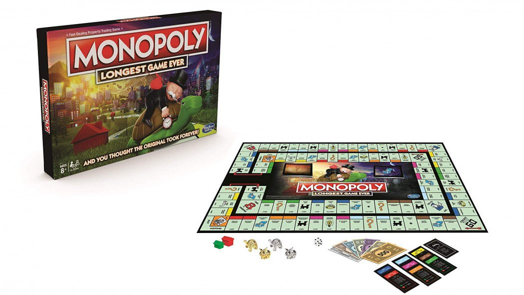 Monopoly LONGEST Game Ever is my Actual Nightmare
