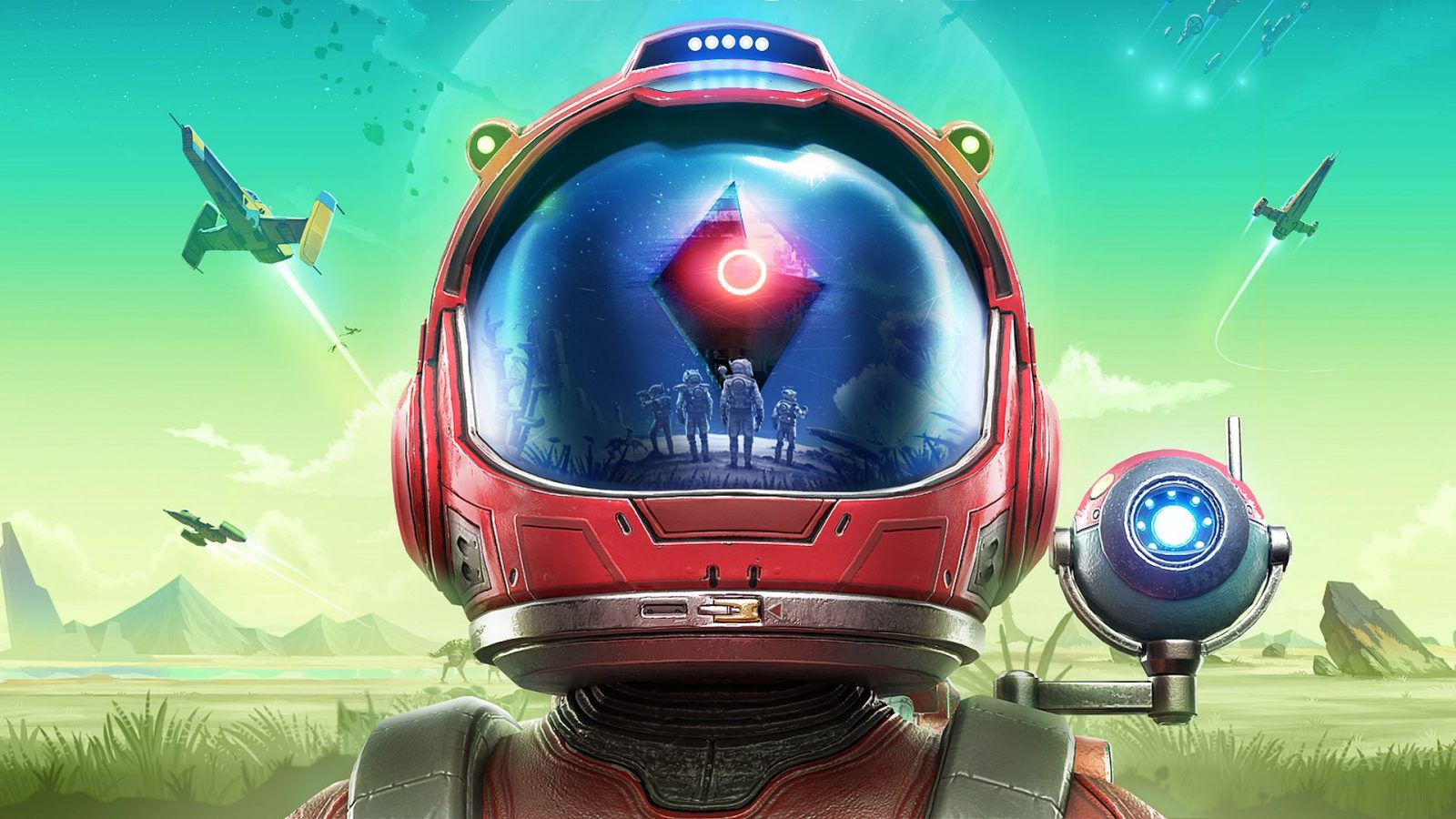Big No Man's Sky update, Synthesis, announced – here's what it adds