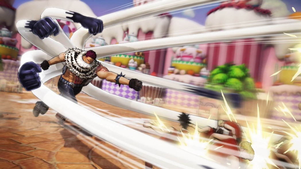 One Piece: Pirate Warriors 4 Sets Sail March 27th
