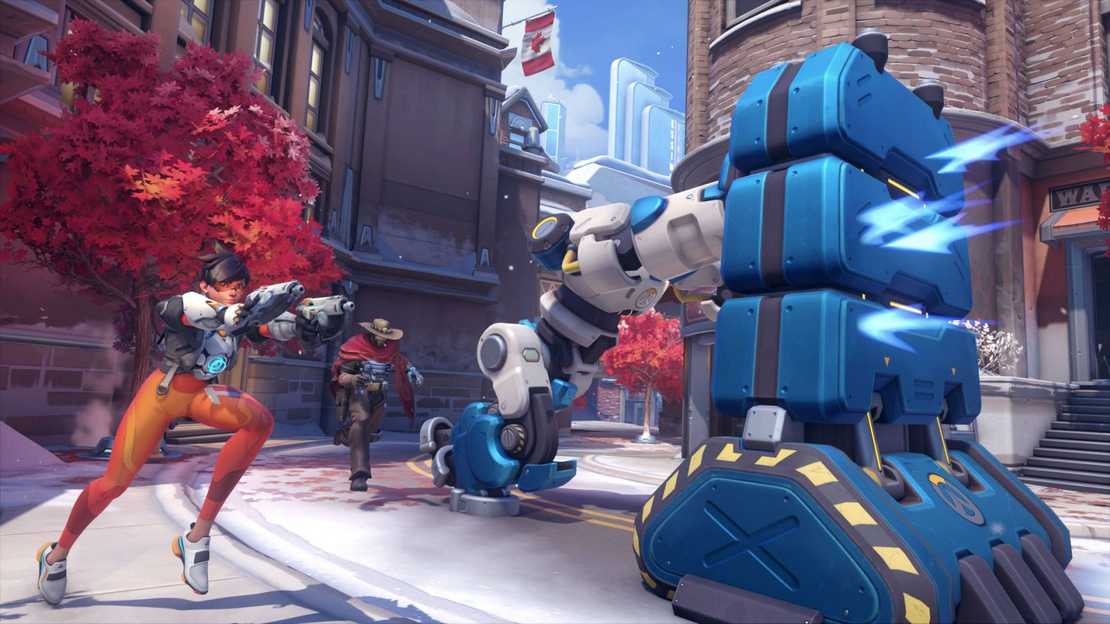 """Overwatch 2 will introduce """"a lot"""" of new heroes"""