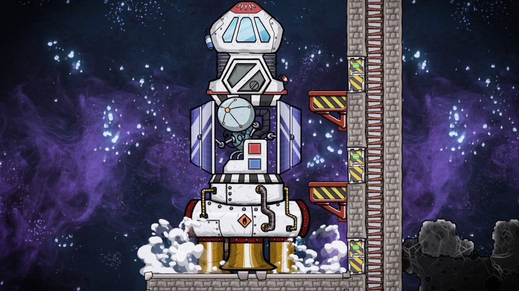 Oxygen Not Included Gets Free Content