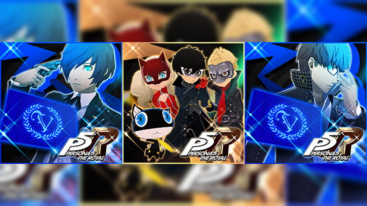 DLC Trailers for Persona 5 Royal
