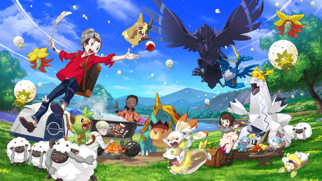 Pokemon Sword And Shield Sales Exceed 6 Million Units