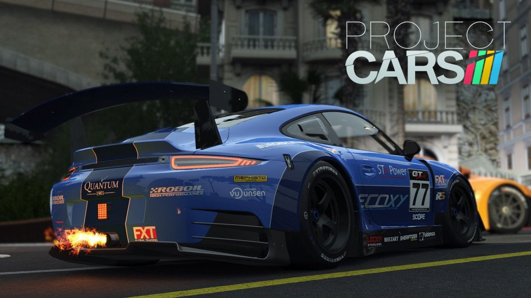 Project CARS Developer Slightly Mad Studios Acquired by Codemasters