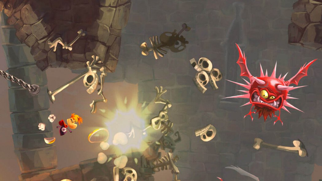 Get Rayman Legends Free at the Epic Games Store Next Week