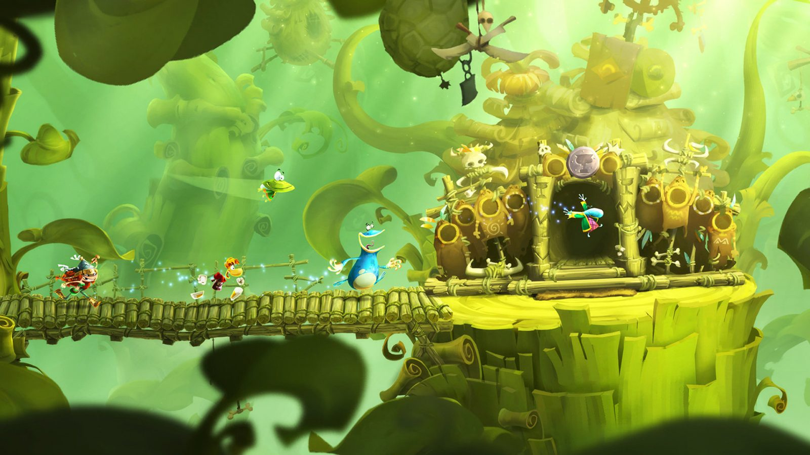 Free Games: Rayman Legends is free on the Epic Games store