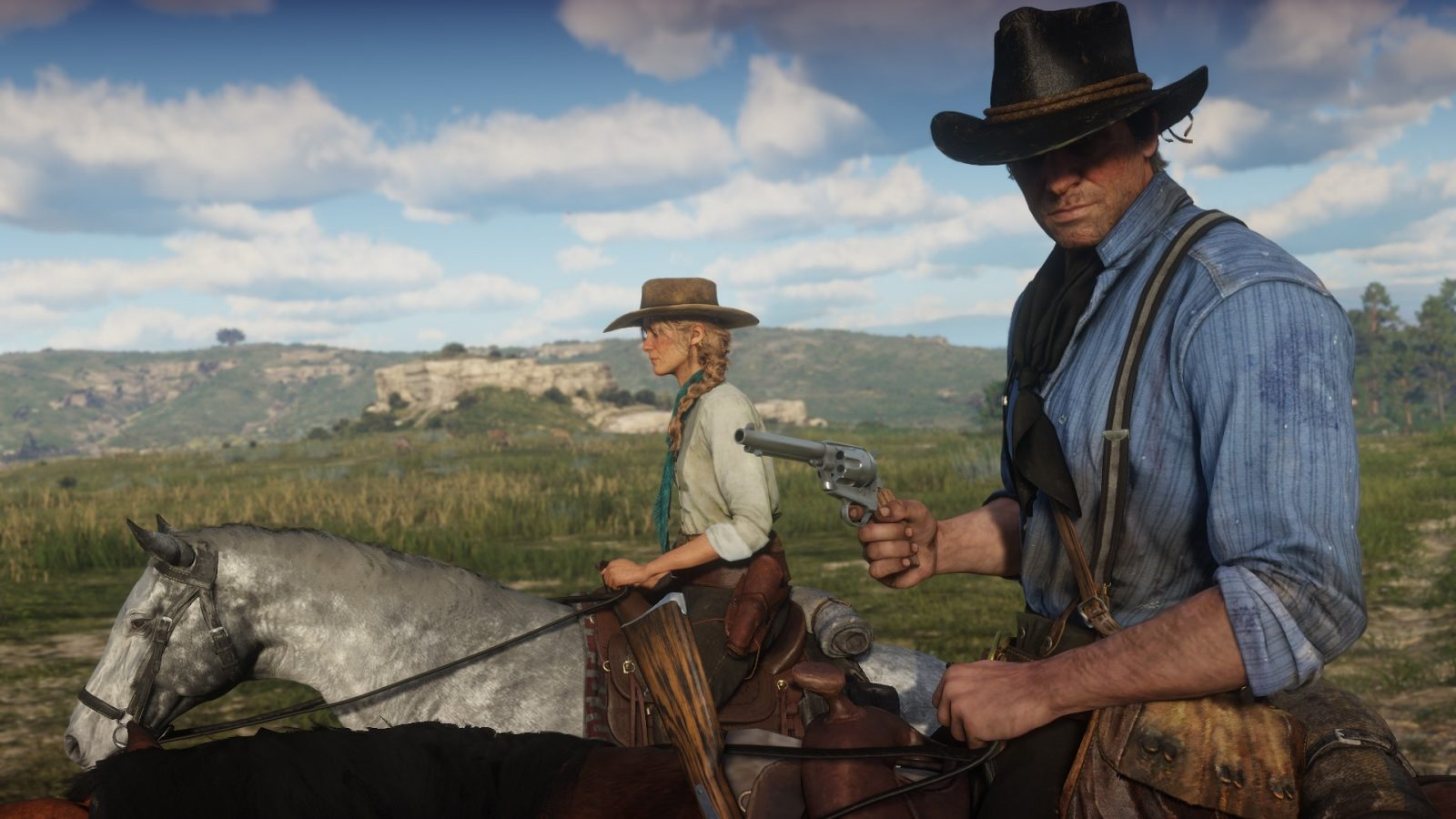 Nvidia and Rockstar release fixes for Red Dead Redemption 2 PC problems
