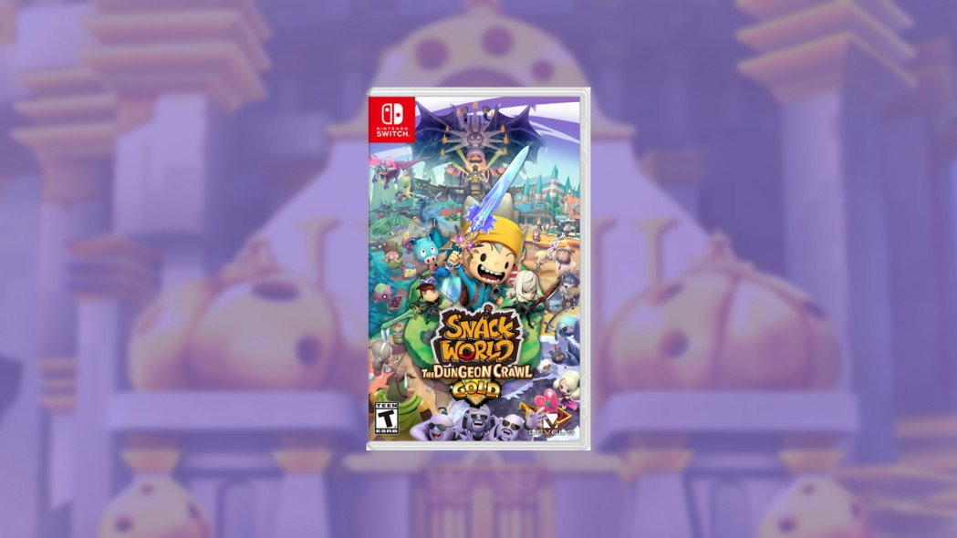 November 2020 Games With Gold.Snack World The Dungeon Crawl Gold Heads West In 2020