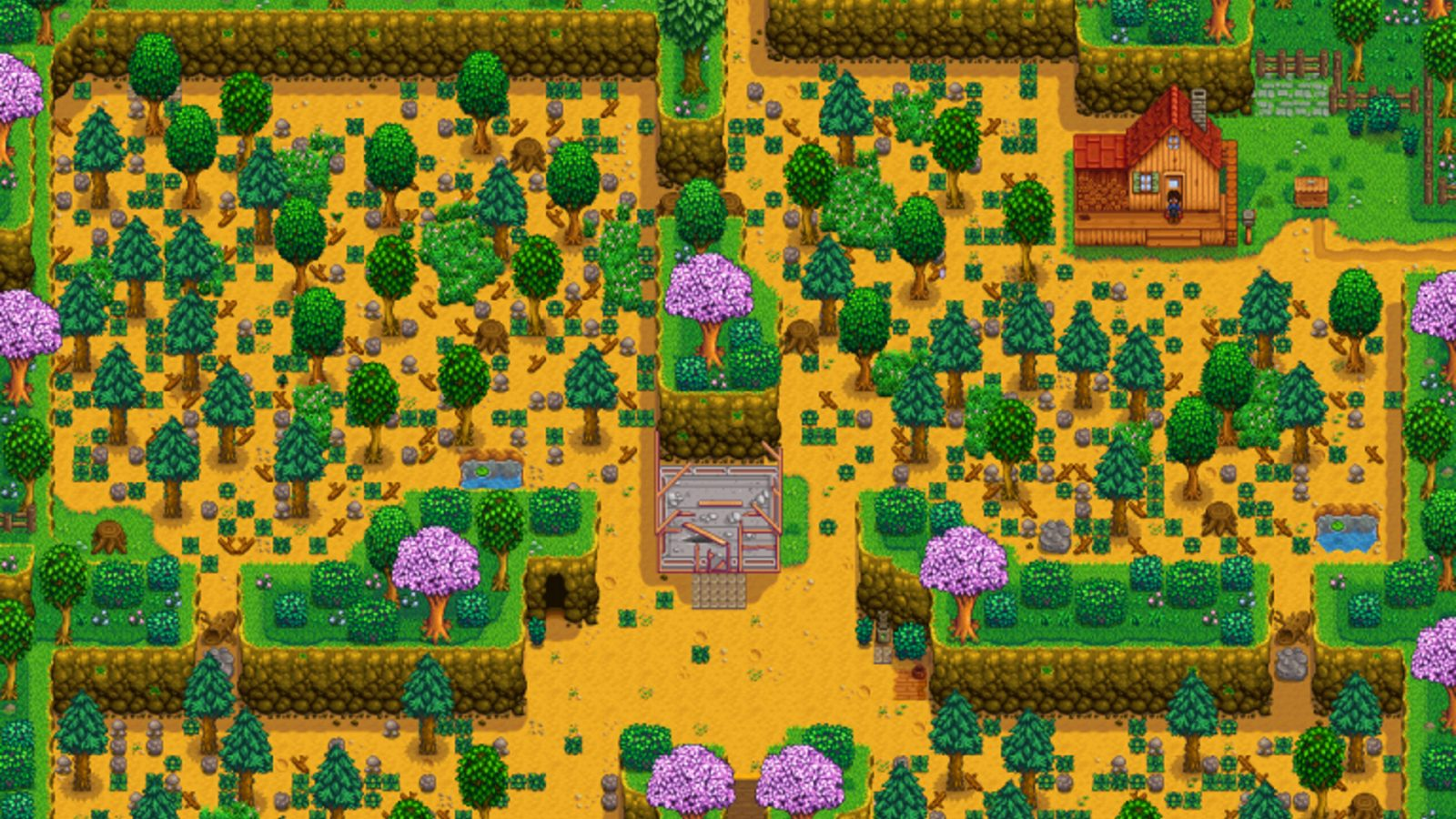 Stardew Valley's new 1.4 update is finally here, bringing hundreds of new items, gameplay features, and more