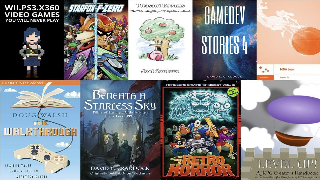 StoryBundle Offers Nine Video Game Books