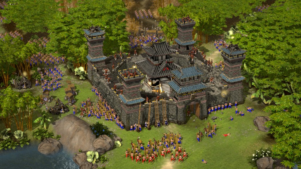 Hoping for Stronghold on Consoles? Not Likely, Says Developer