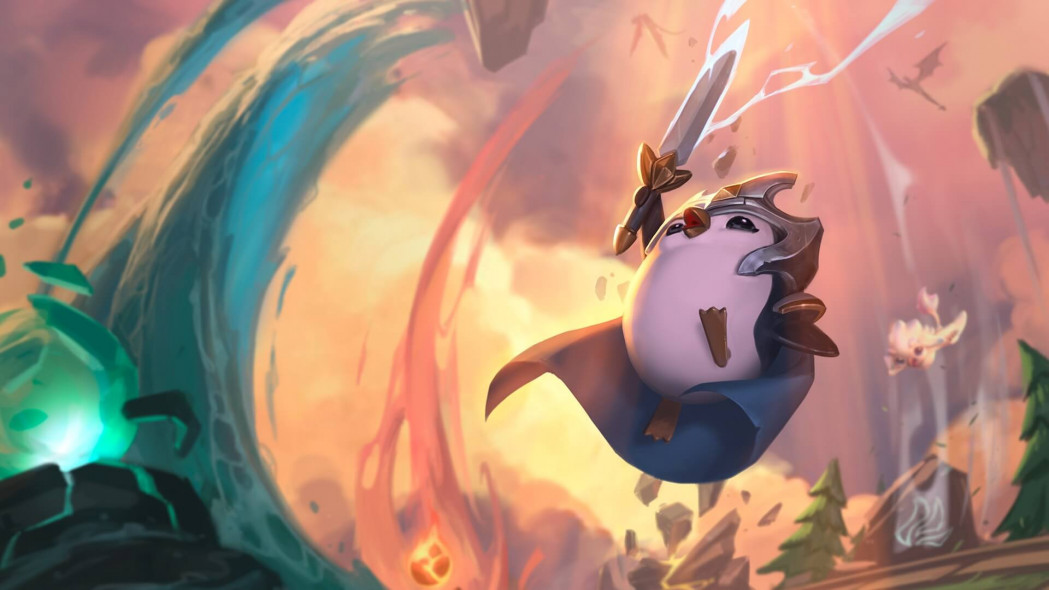 Teamfight Tactics Rise Of The Elements Patch Now Live