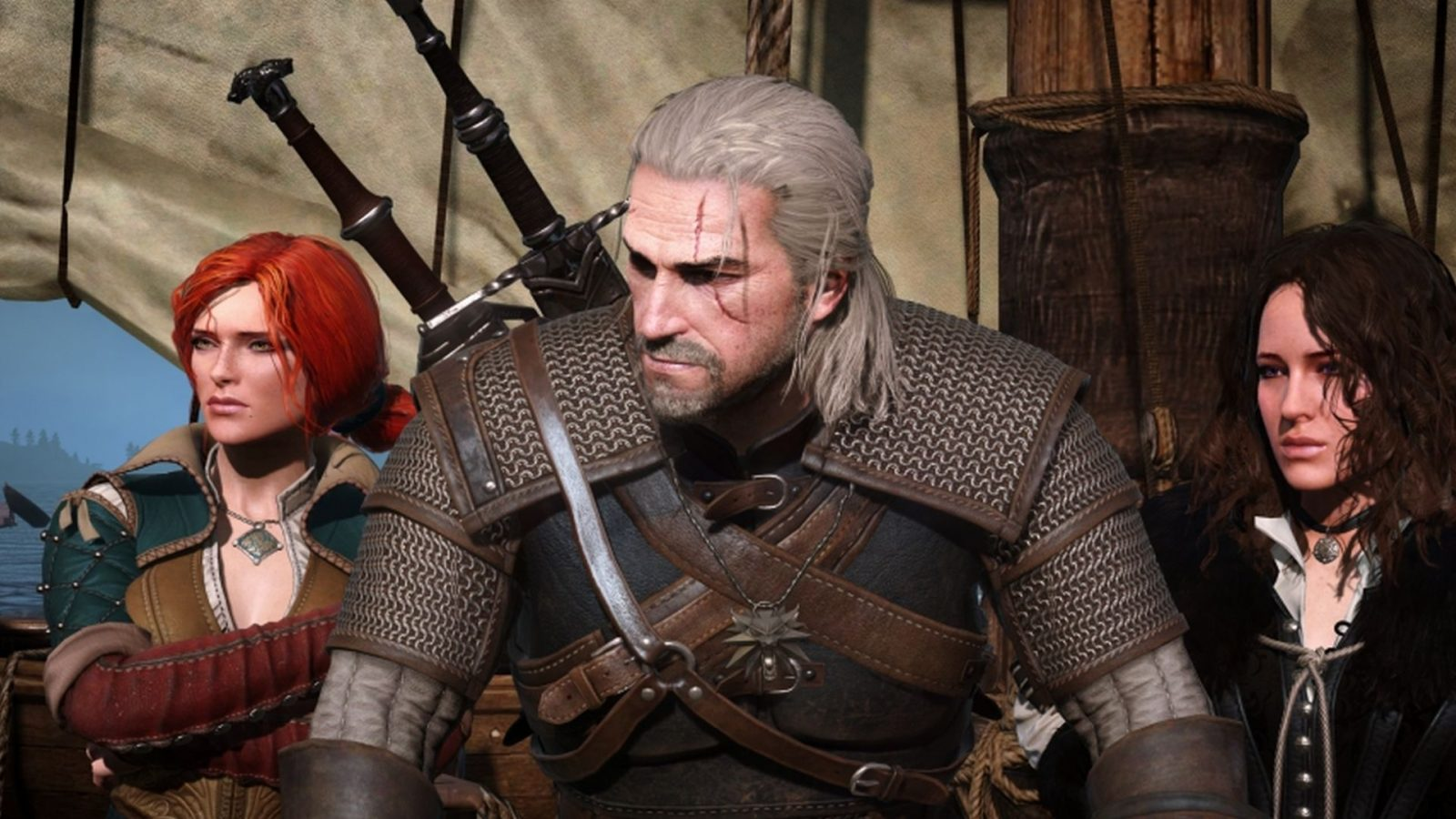 CD Projekt Red has a The Witcher 3 regret, and it's to do with Ciri's tattoo