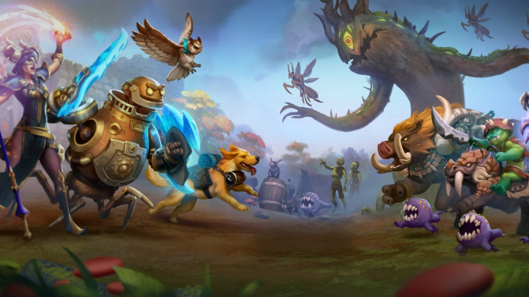 Torchlight Frontiers Release Date Won't be in 2019