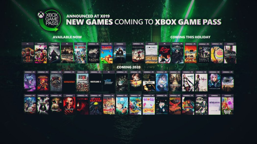 Xbox Game Pass Offers Ultimate Holiday Treat With Big Additions