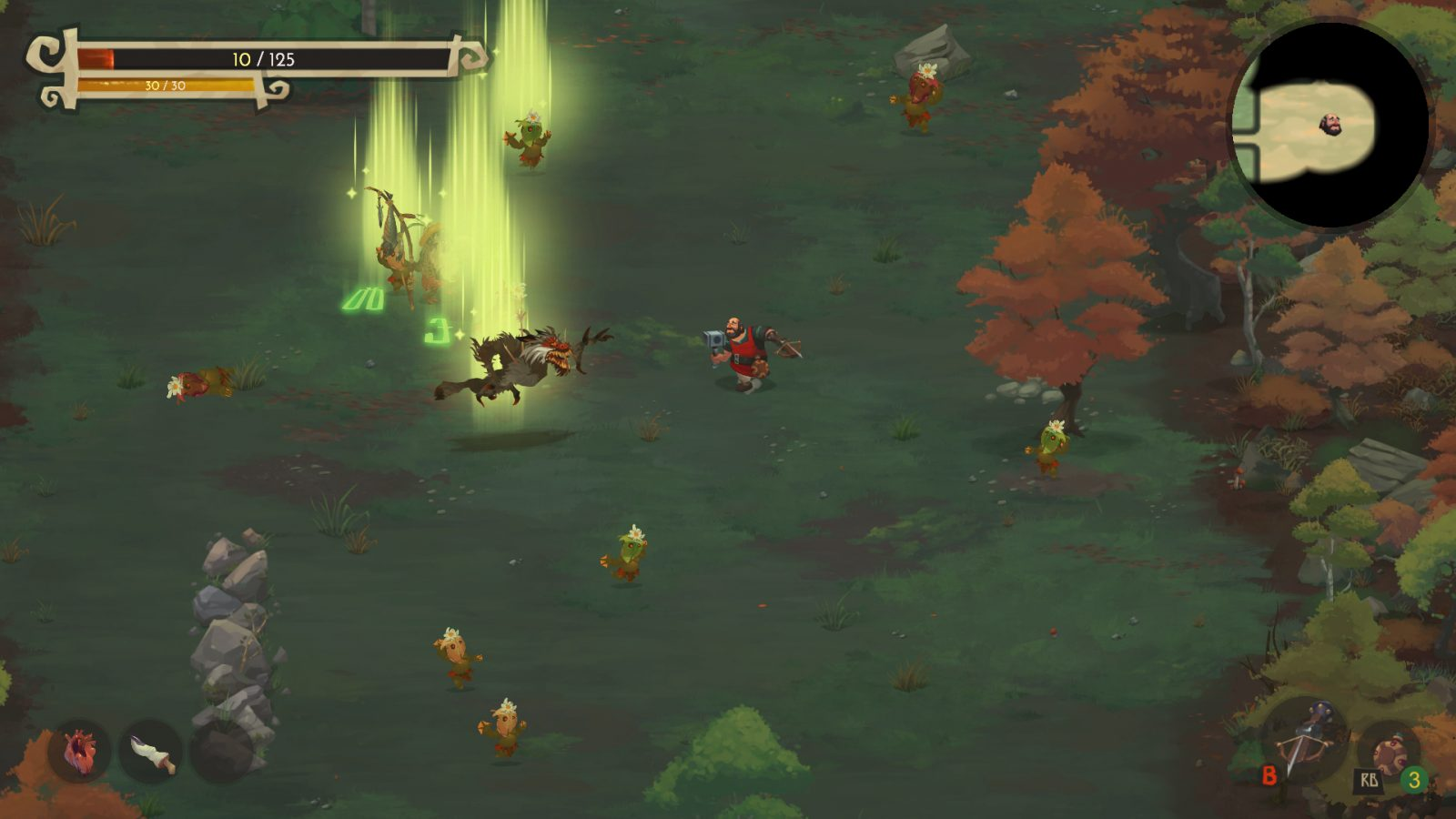 """Slavic Action RPG """"Yaga"""" Now Available on PC and Consoles"""