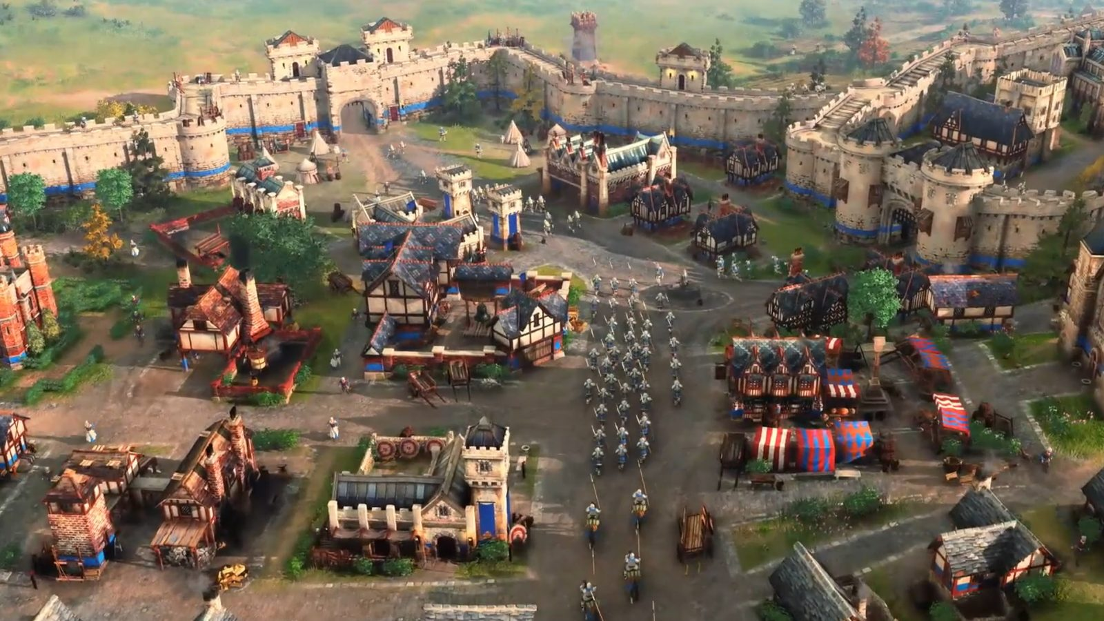 Rise of Nations helped teach the Age of Empires 4 devs what Age fans want