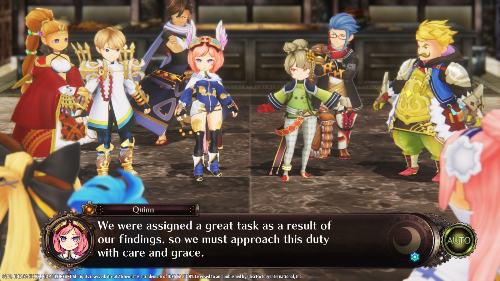 Arc of Alchemist Western Release Dates Set for January 2020