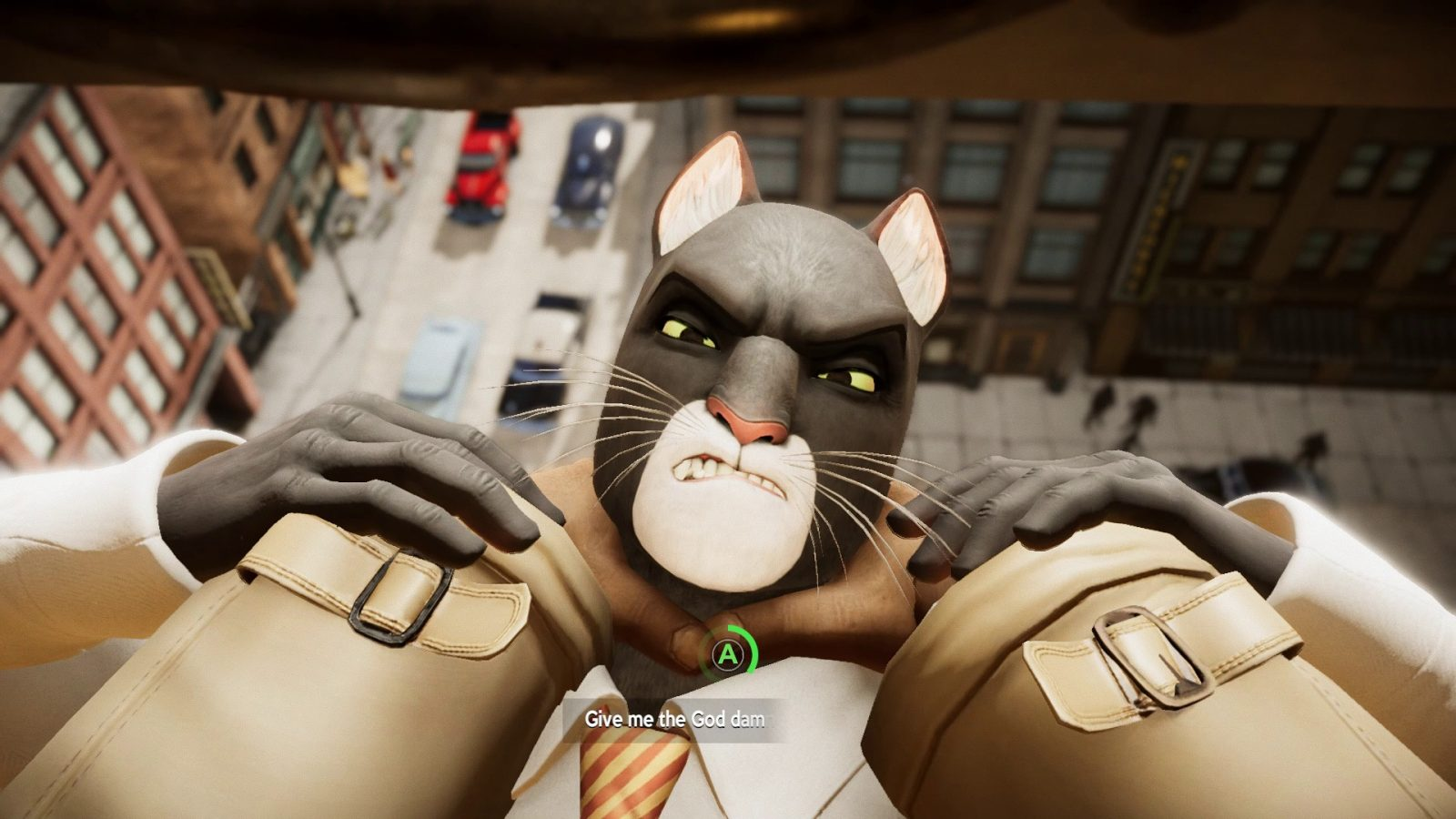 """Blacksad: Under the Skin Released Early in Europe on PS4, XB1 Due to """"Technical Malfunction"""""""