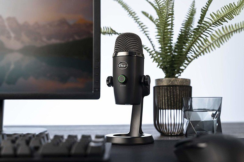 Grab a Blue Yeti Nano microphone on the cheap for Black Friday / Cyber Monday