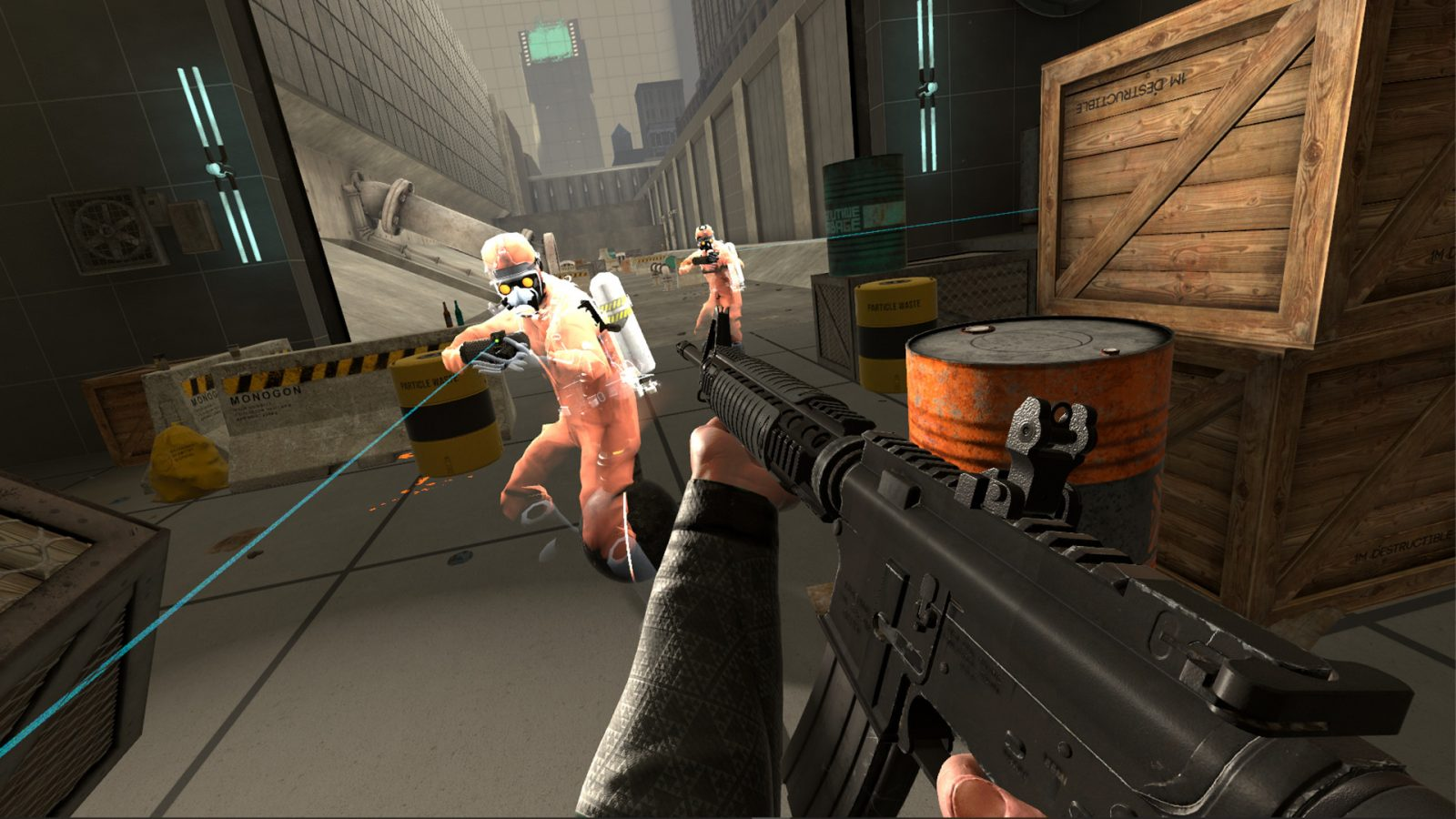 Half-Life: Alyx is still a ways off, but Boneworks is another VR title to watch