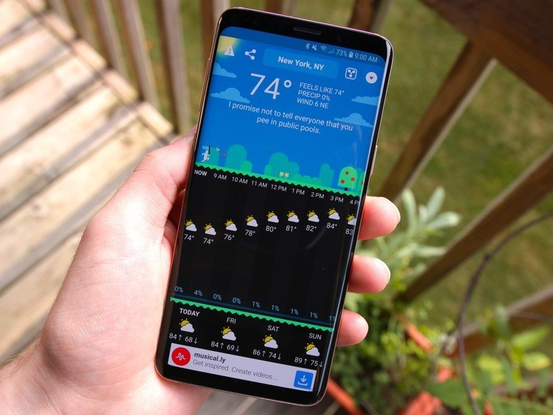 Best Android Weather Apps in 2019