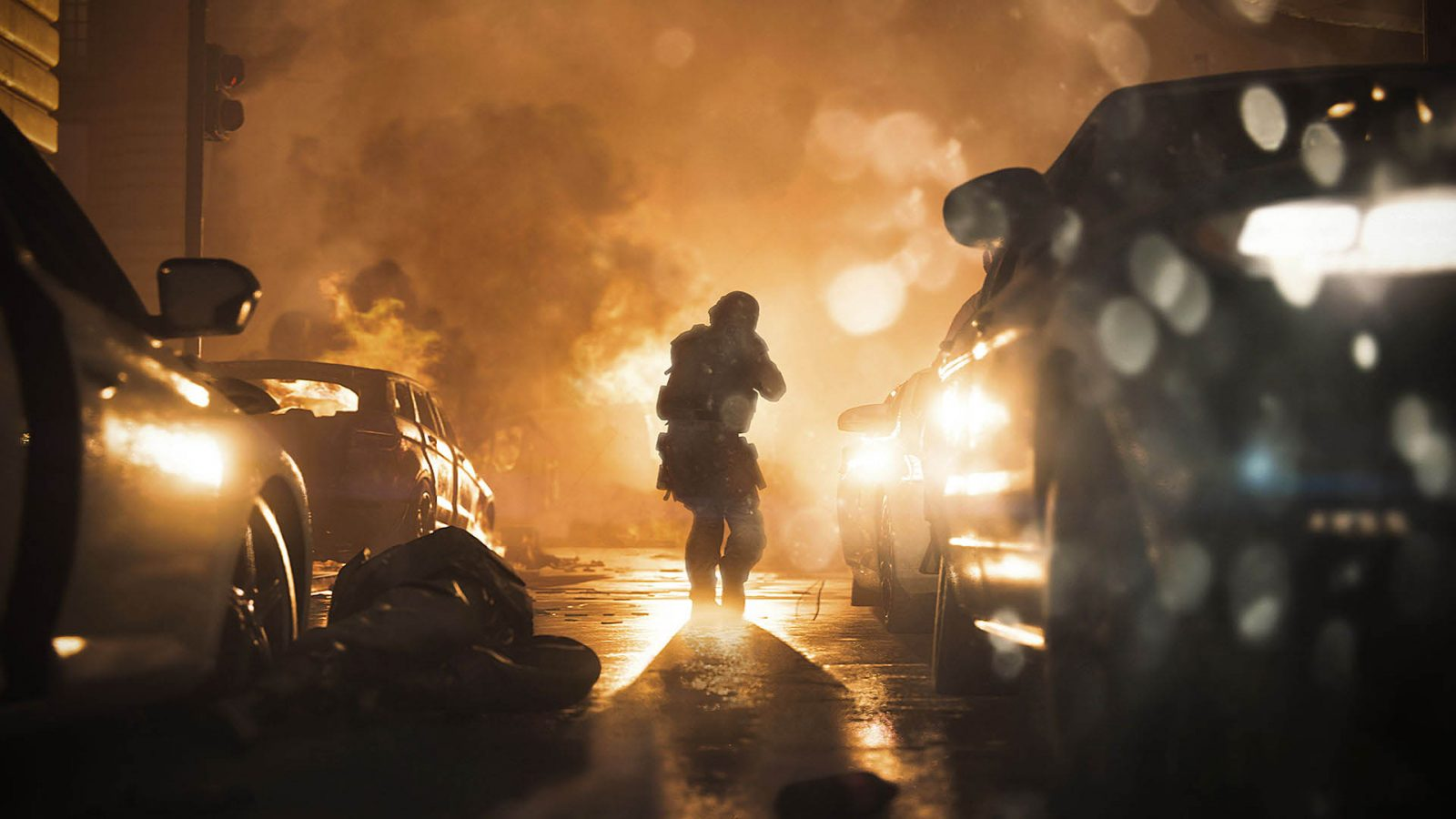 You can end a CoD: Modern Warfare Search and Destroy round in less than three seconds