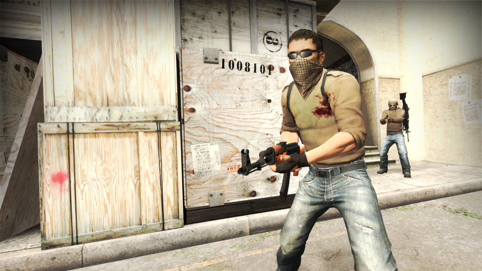 Steam account hack gives user a load of CS:GO gear