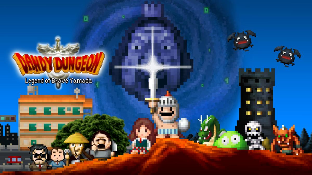 Dandy Dungeon: Legend of Brave Yamada Now Available for PC