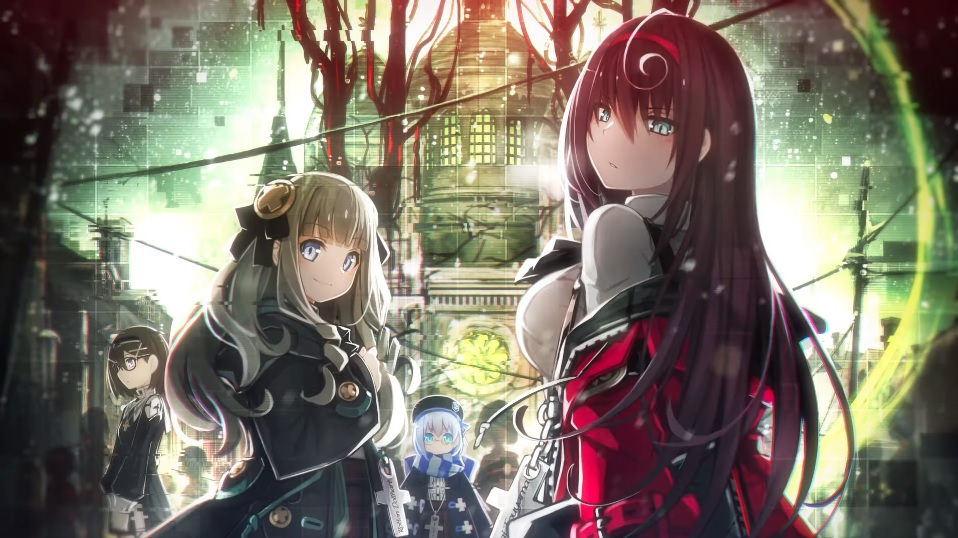 Opening Movie for Death end re;Quest 2