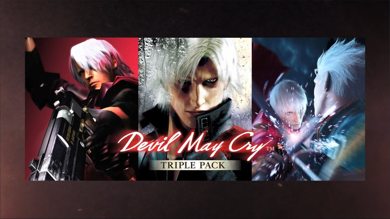 Capcom is Releasing a Devil May Cry Triple Pack for Switch in Japan