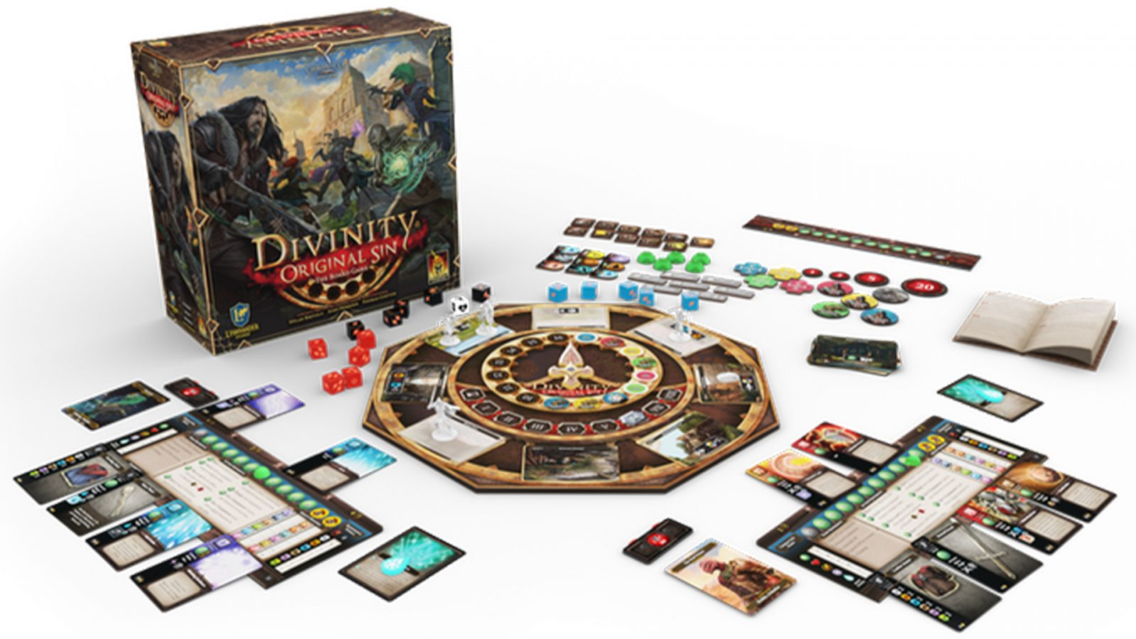 Divinity: Original Sin board game hits Kickstarter, gets funded in four hours