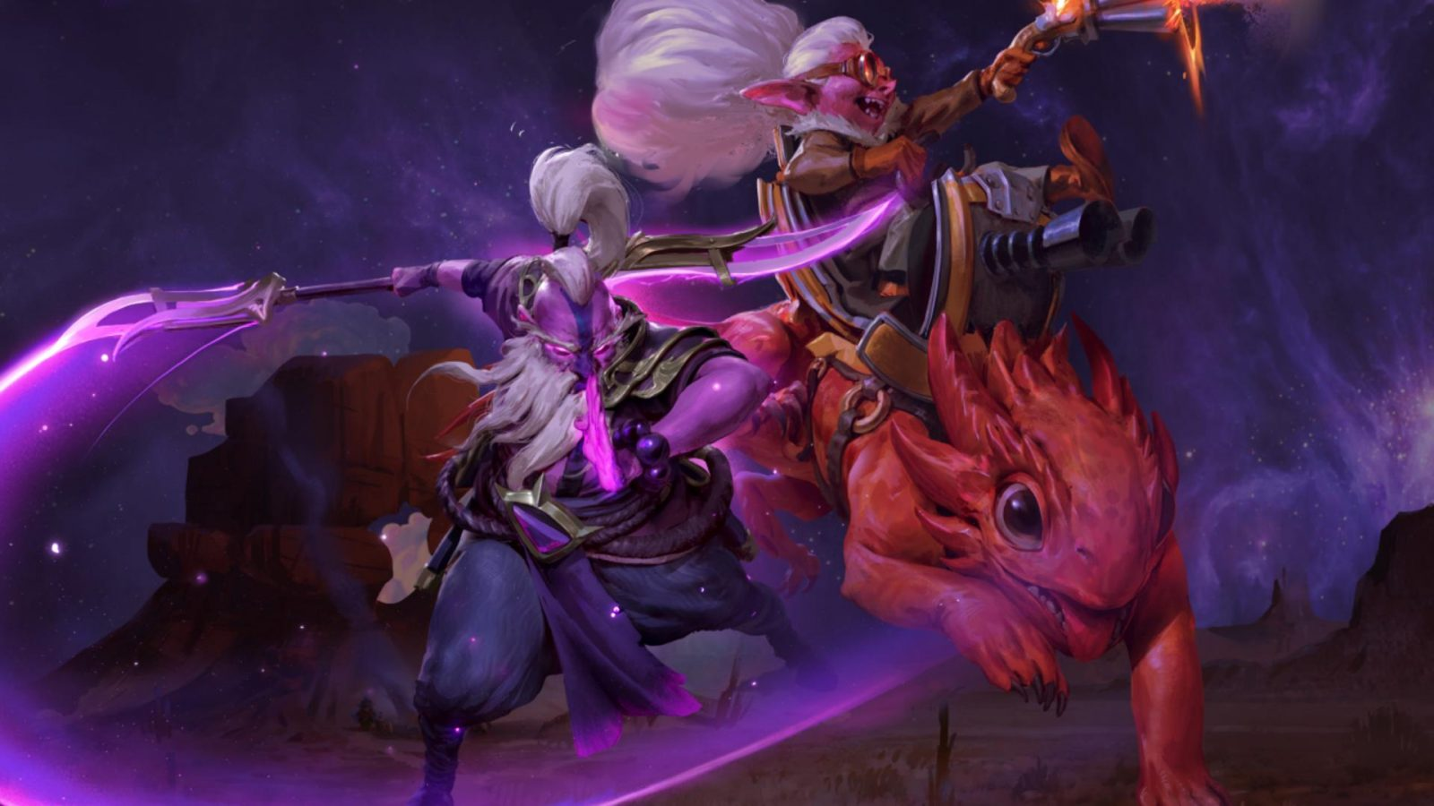 Dota 2's Huge New Update Makes It Basically a New Game