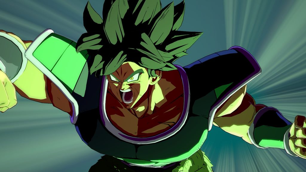Broly (DBS) Trailer for Dragon Ball FighterZ