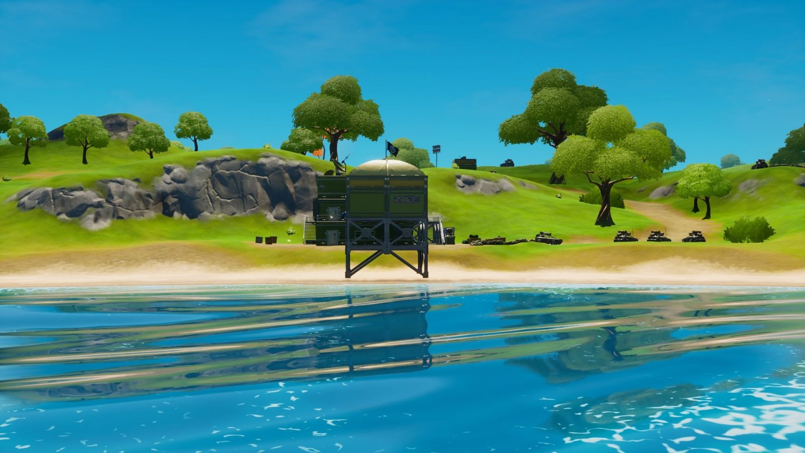 Fortnite E.G.O outpost locations: where to visit five E.G.O outposts
