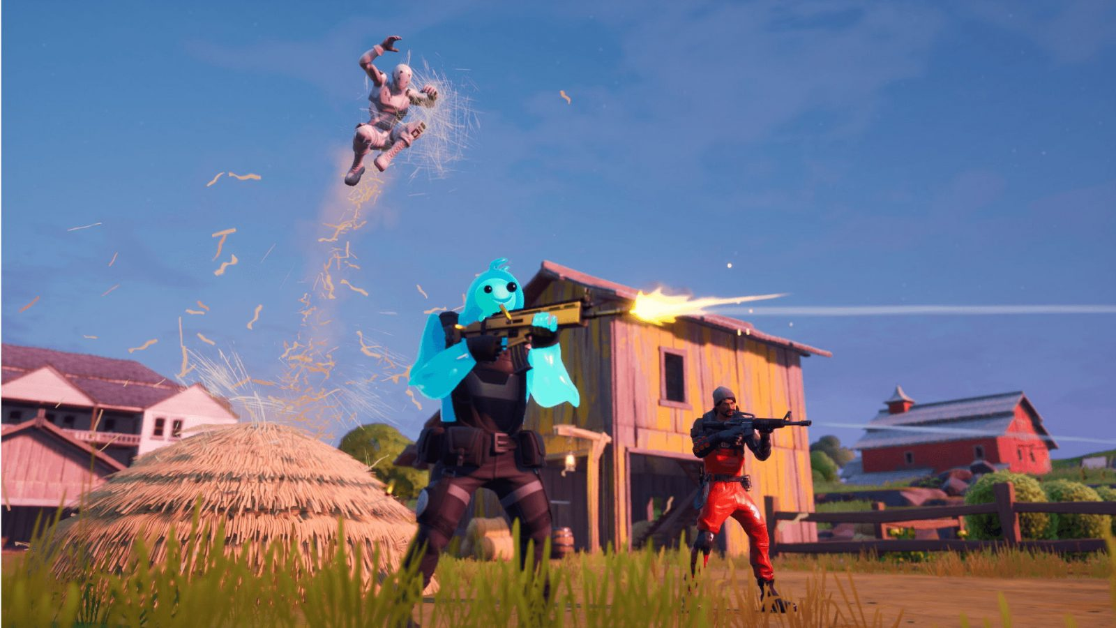 Fortnite letter I location: where is the letter I in the loading screen