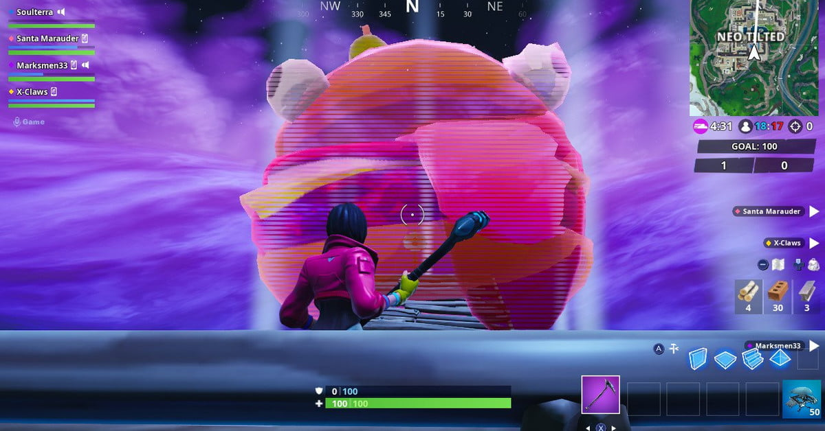 A Complete Fortnite Season 9 Overtime Challenges and Rewards Guide