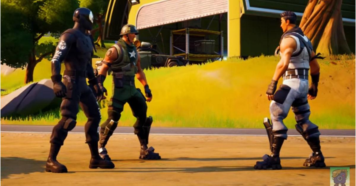 'Fortnite' bug falsely warns/bans players, Animated Leaves wrap leaked