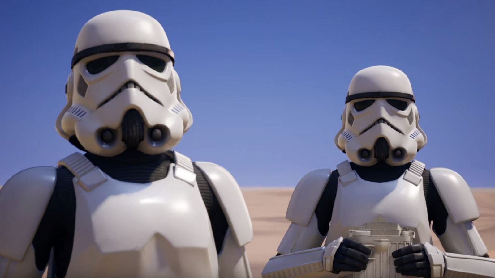 Fortnite will show a scene from Star Wars: The Rise of Skywalker next weekend