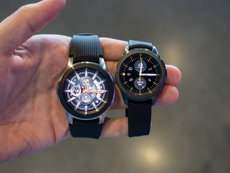 Samsung Galaxy Watch: Which size should you buy?
