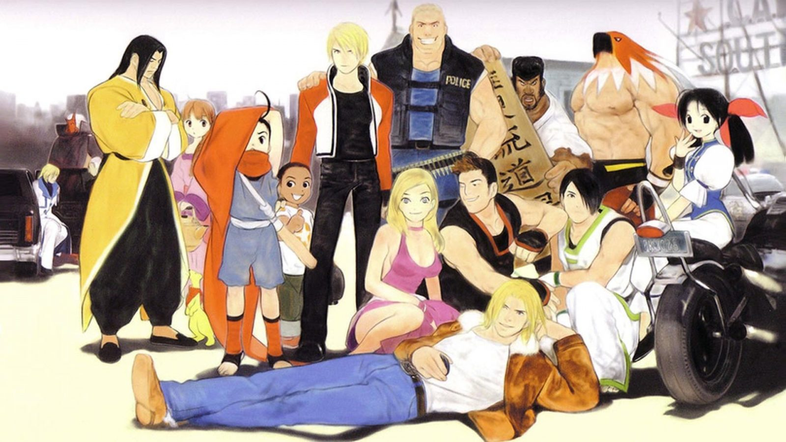 Garou: Mark of the Wolves Turns 20 Today—Here's a Glimpse of the Sequel That Never Quite Happened