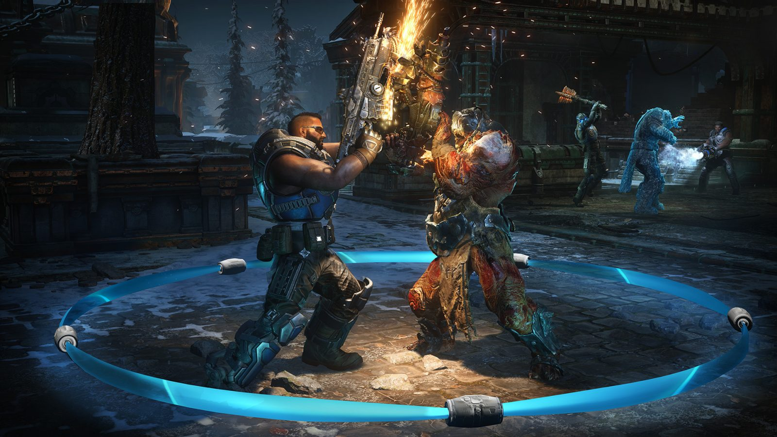Gears 5 outsold Gears 4, even though it's on Game Pass