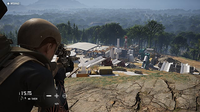 Ghost Recon Breakpoint Switch Aiming Shoulder: How to do It