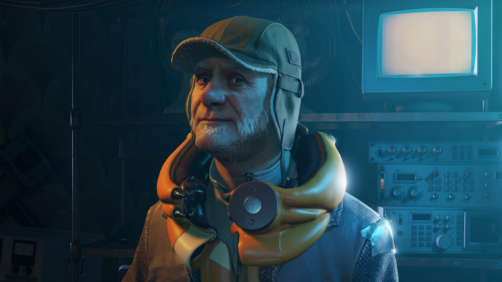 It Sure Seems Like Rhys Darby is One of the New Voice Actors in Half-Life: Alyx