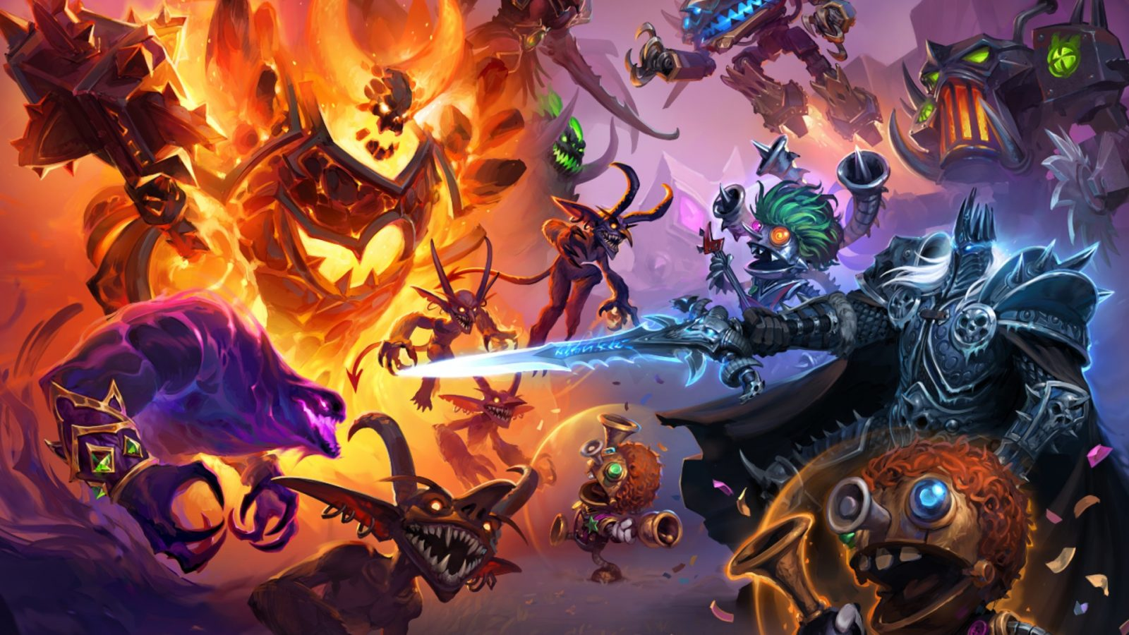 Hearthstone Battlegrounds MMR breaks after 20 or so games – but it's being fixed