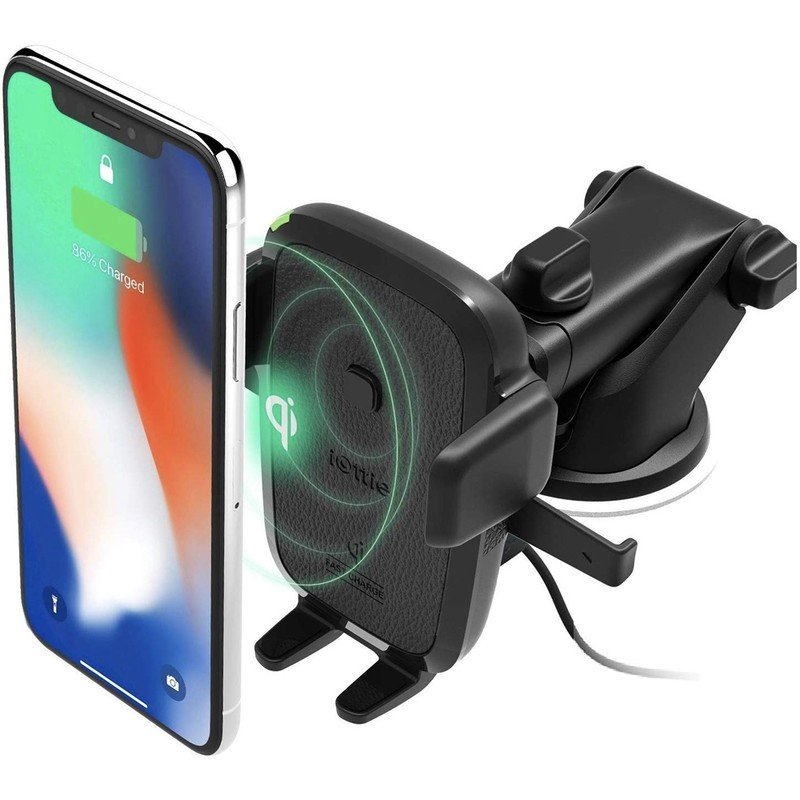 Secure and charge your phone with iOttie's Easy One Touch Wireless mount down to $35