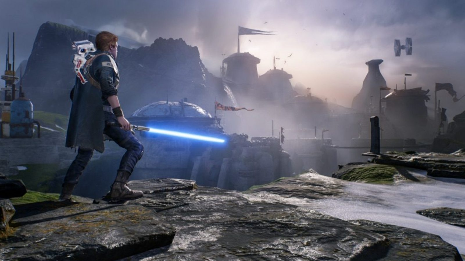 Star Wars Jedi: Fallen Order gets kicked up a notch with a custom motion controller