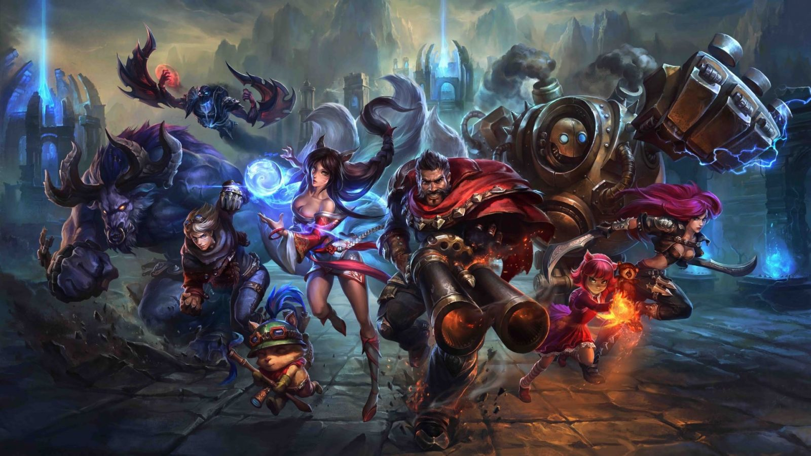 League of Legends becomes Twitch's top game of 2019
