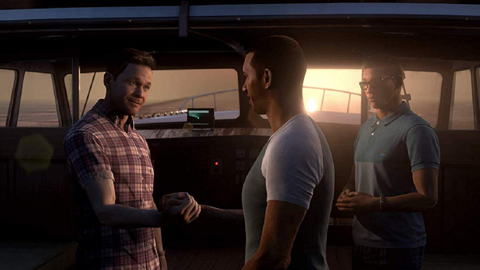 Owners of Man of Medan can share the game with a friend for free for a limited time
