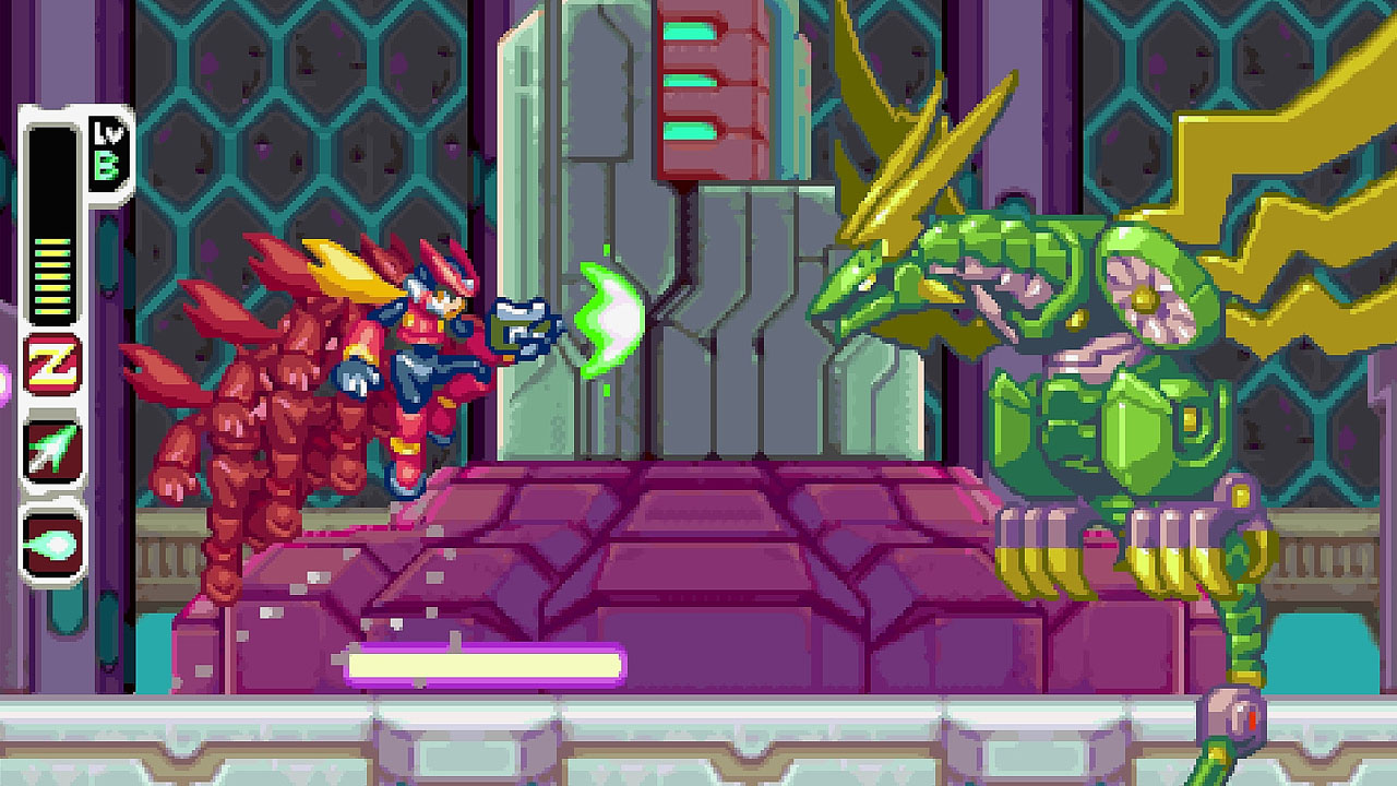 Mega Man Zero/ZX Legacy Collection Delayed to February 25, 2020